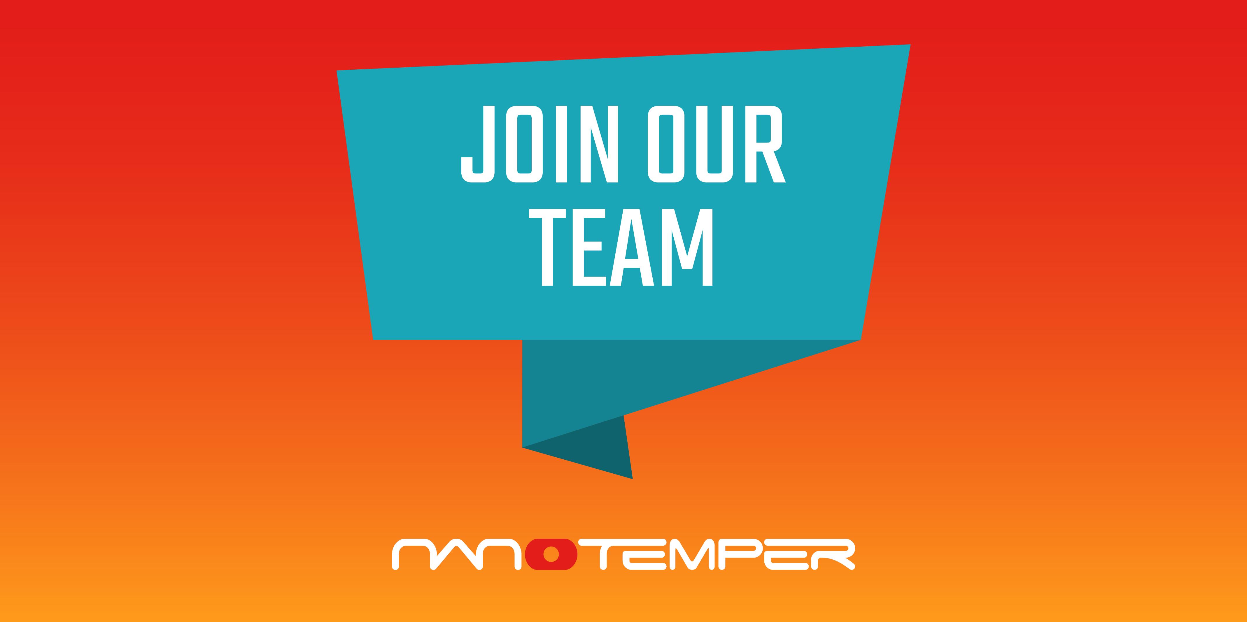 Career Opportunities - NanoTemper