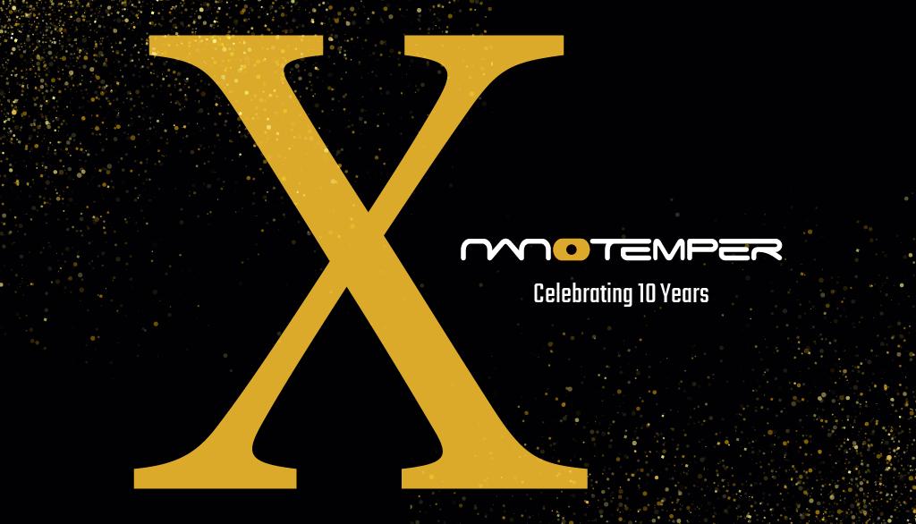 NanoTemper 10 Year Anniversary
