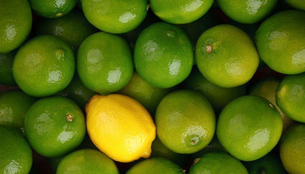 Lemon with Limes
