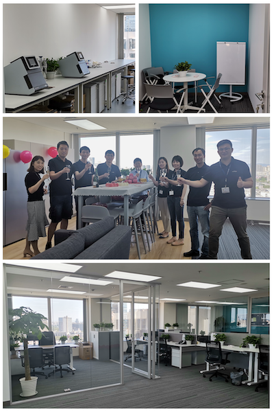 NanoTemper China Office Opening