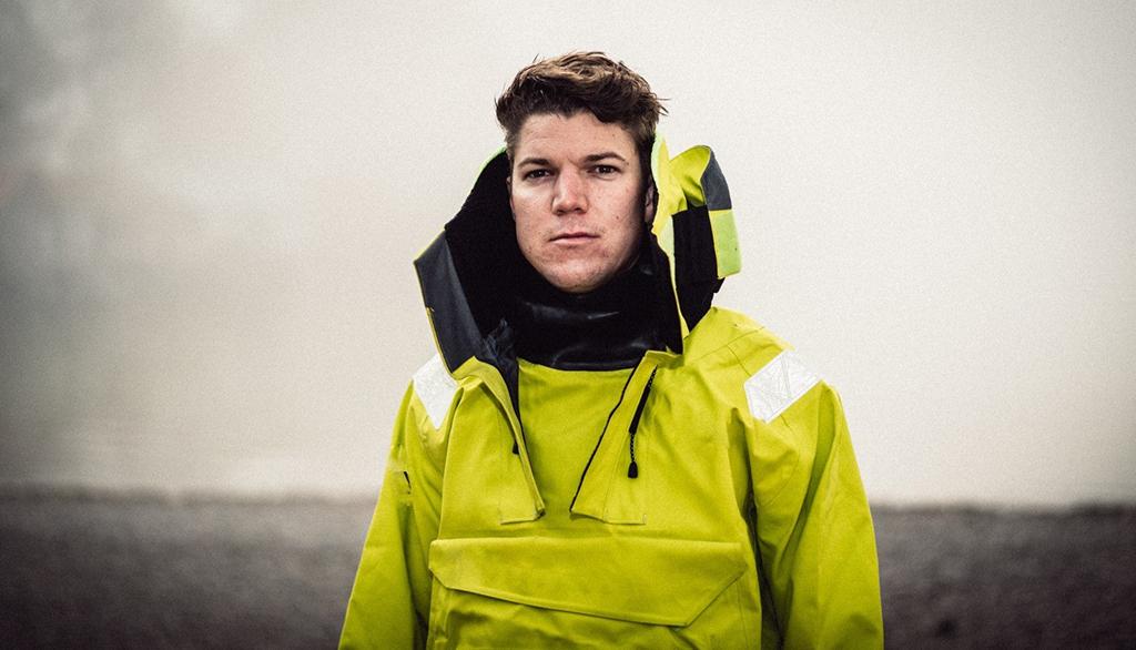 Adrian Bleninger sailor